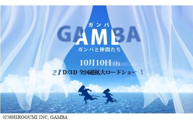 Adventures of Ganba