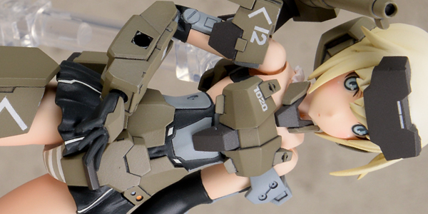 Preview: Frame Arms Girl - Gourai Plastic Model by Kotobukiya