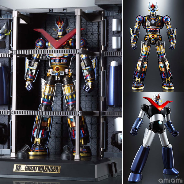 DX Soul of Chogokin - Great Mazinger [Bandai]