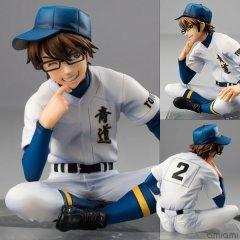 Tenohira Series - Ace of Diamond: Kazuya Miyuki Complete Figure [MegaHouse]
