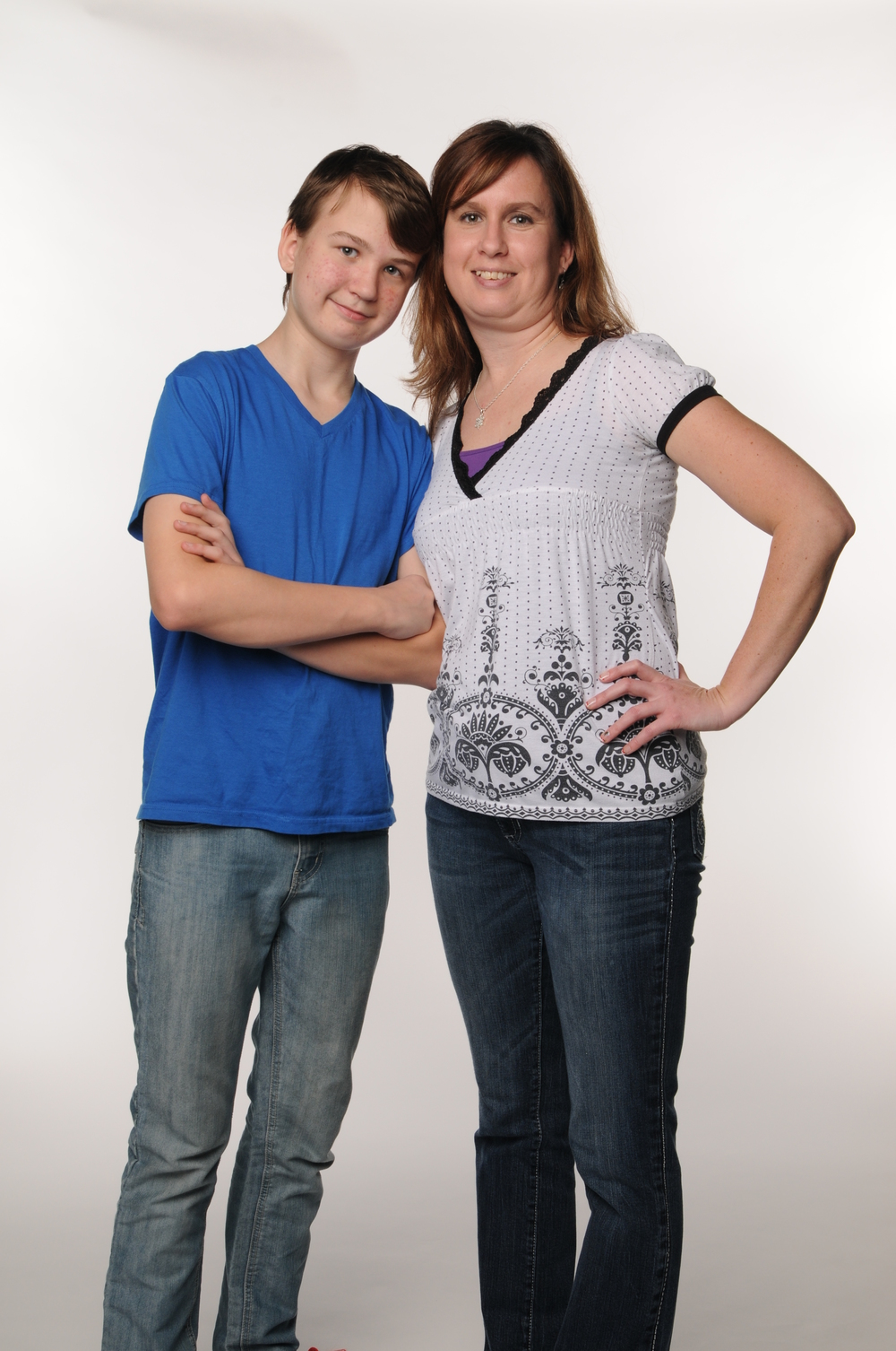 Trace and Brenda