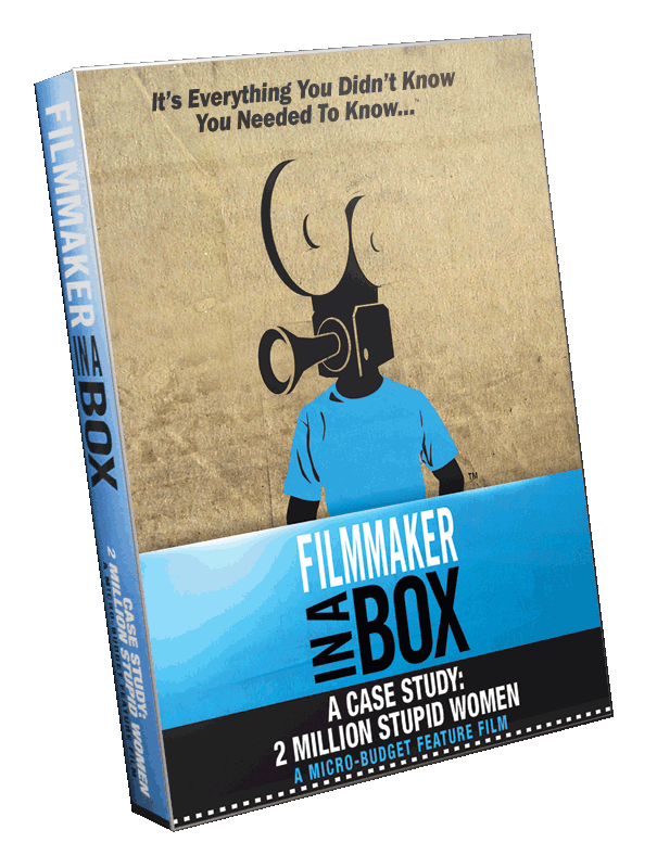 Want More? Check out Filmmaker in a Box!