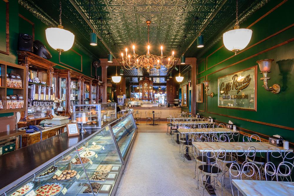 CAFFE' ROMA  (1901)385 Broome Street, Manhattan