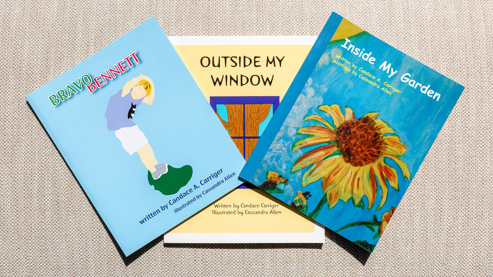 Bravo Bennett /  Outside My Window /  Inside My Garden