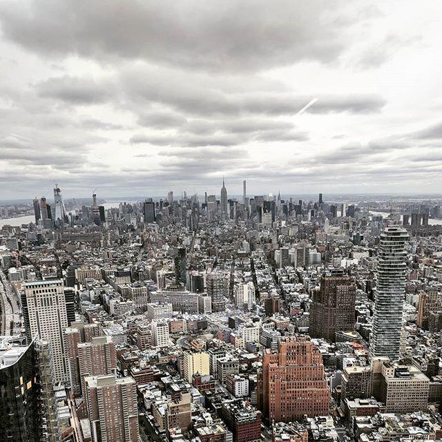 Good morning NYC!