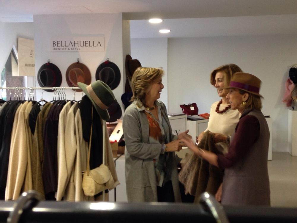 Bellahuella 1001 Atmosphere Madrid 8 Noviembre 2015
