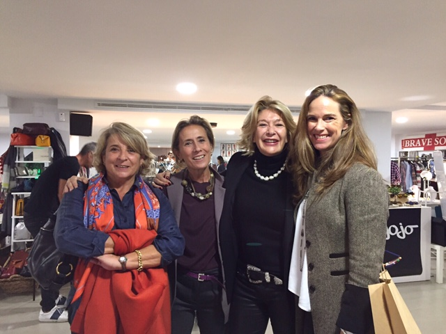 Bellahuella 1001 Atmosphere Madrid 9 Noviembre 2015