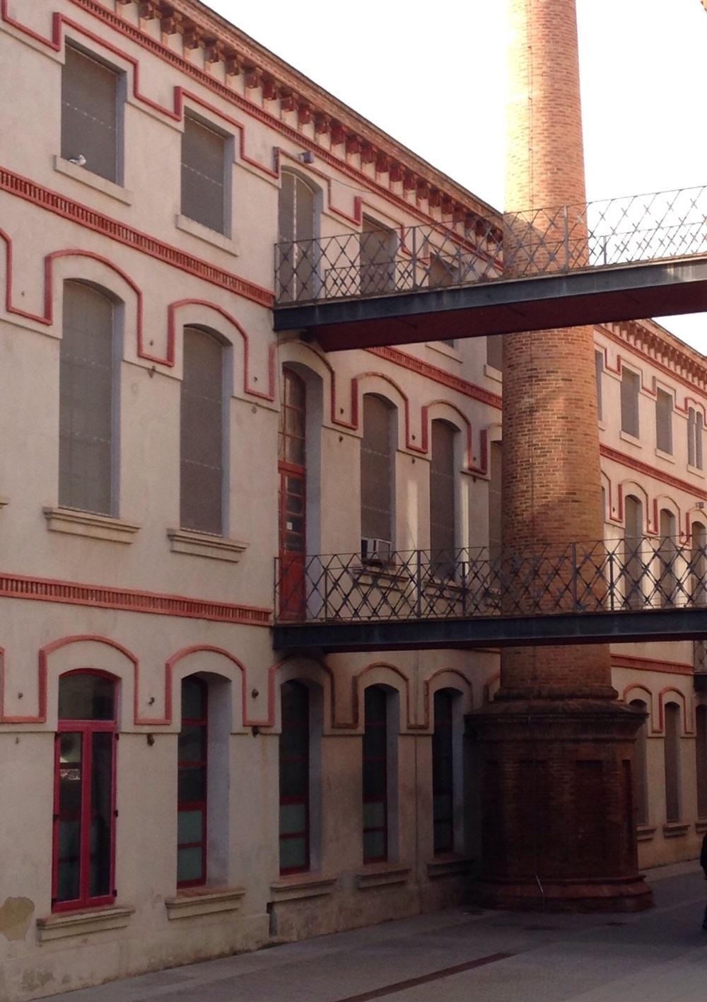 Can Marfá Museo Mataró Visita Bellahuella Fachada