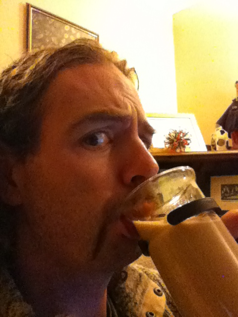 Day 29 - Irish Cream and coffee - mmmmmm