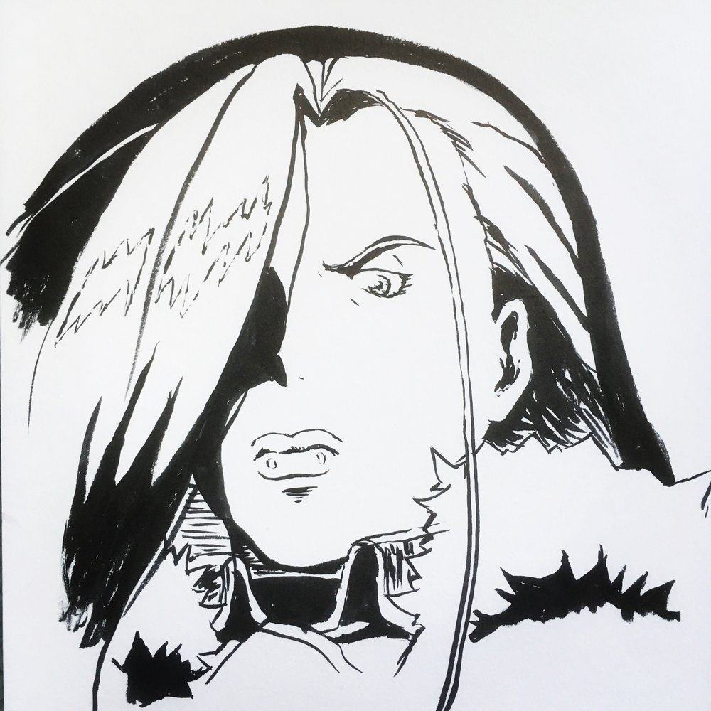 Day 11 - Olivier Armstrong