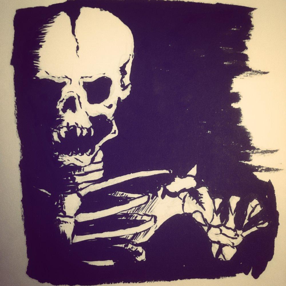 Day 29 - Spooky! WoOOoOoOO!