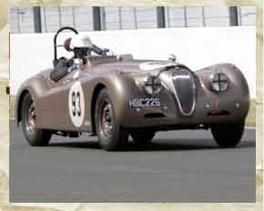 The Fifties Sports Car Racing Club Is Not A Substitute For Those Individual  Single Marque Clubs, But Was Established To Complement Their Activities And  Pull ...