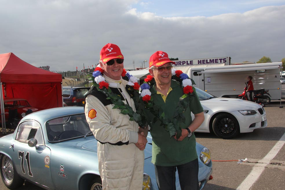 Hilbery and Arculus - Lotus Legends  Photo - Pat Arculus