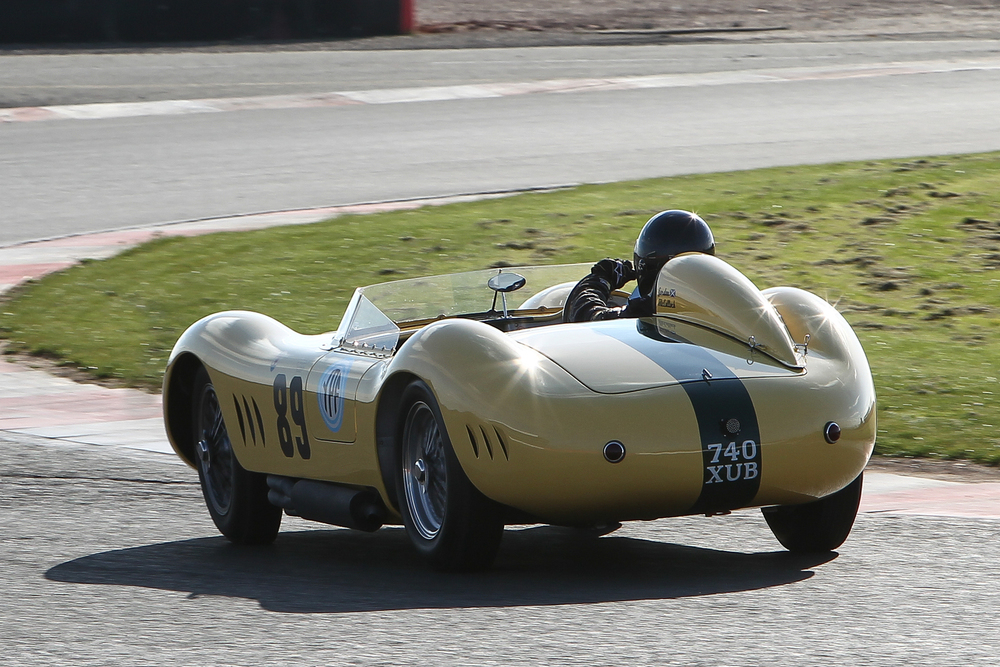 VSCC 1950s Sports And Sports Racing Cars