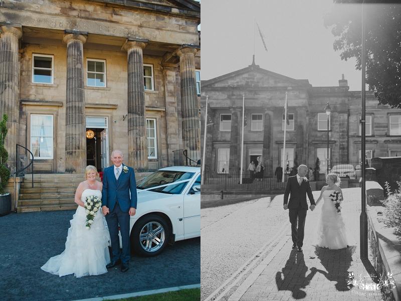 Hotel Colessio, Stirling wedding