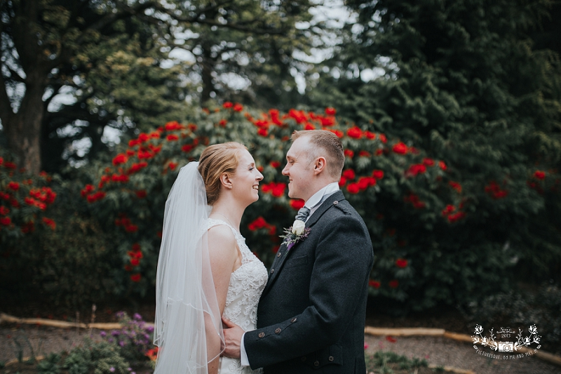 Dollar Park wedding photos
