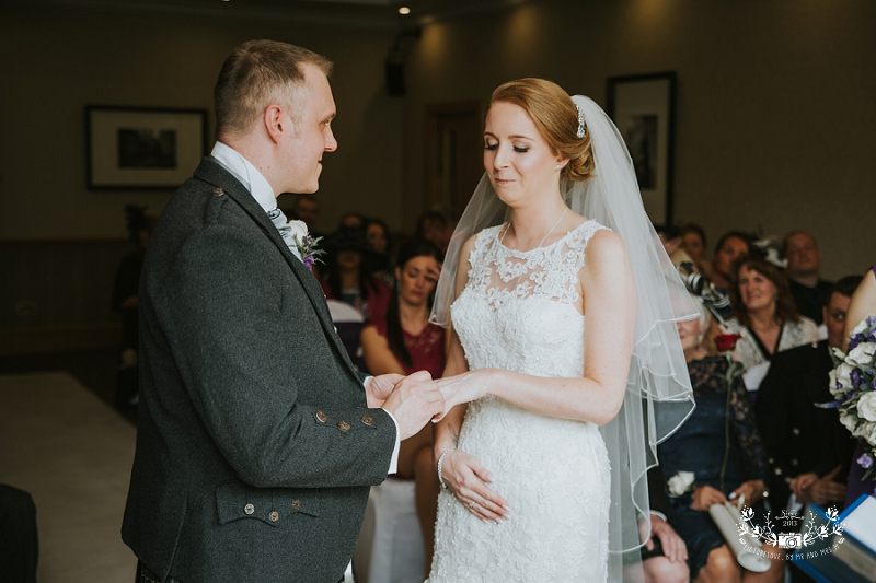 Grange Manor Hotel Wedding