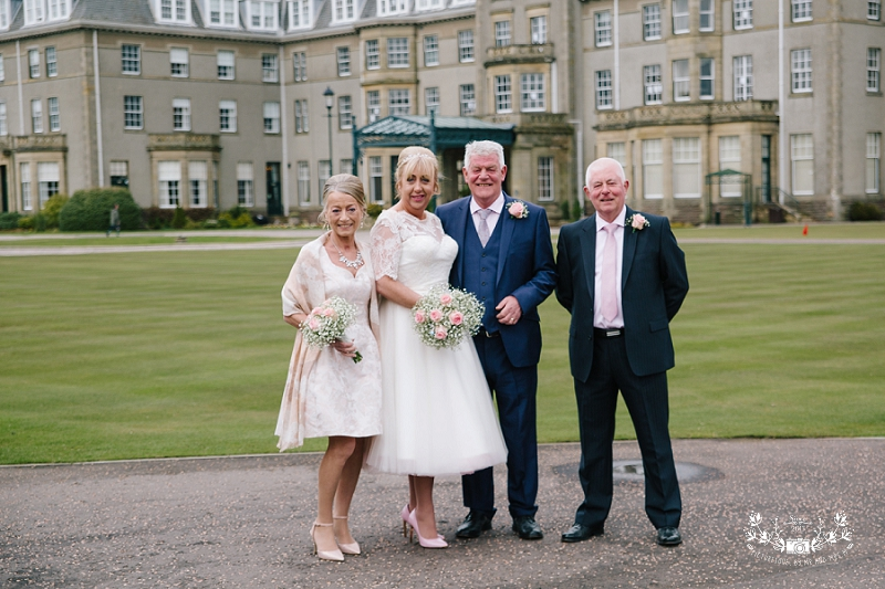 Gleneagles hotel wedding
