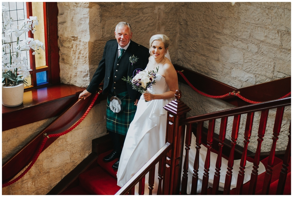 Glenbervie wedding photography