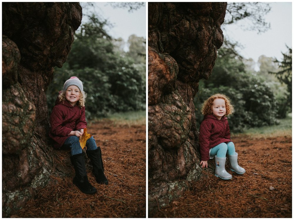 Callander Park Family Photoshoot