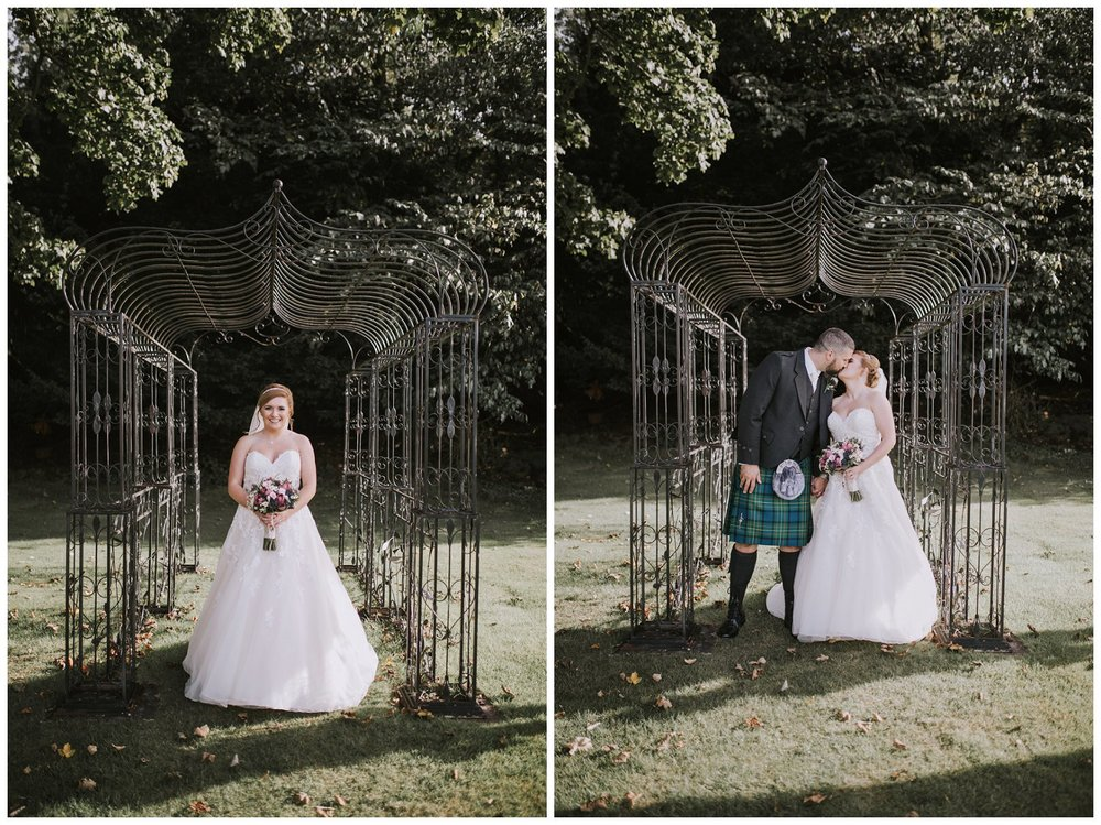 Inchyra grange hotel wedding