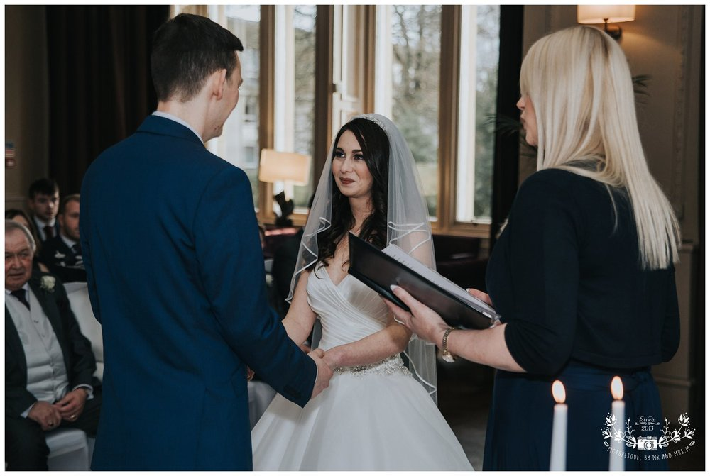 Dunblane Hydro wedding photography