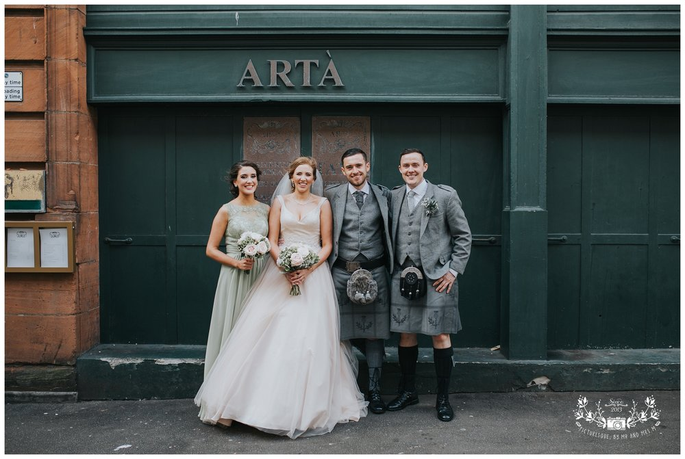 Arta, Glasgow,, scottish wedding photographer, Picturesque by Mr and Mrs M_0036.jpg