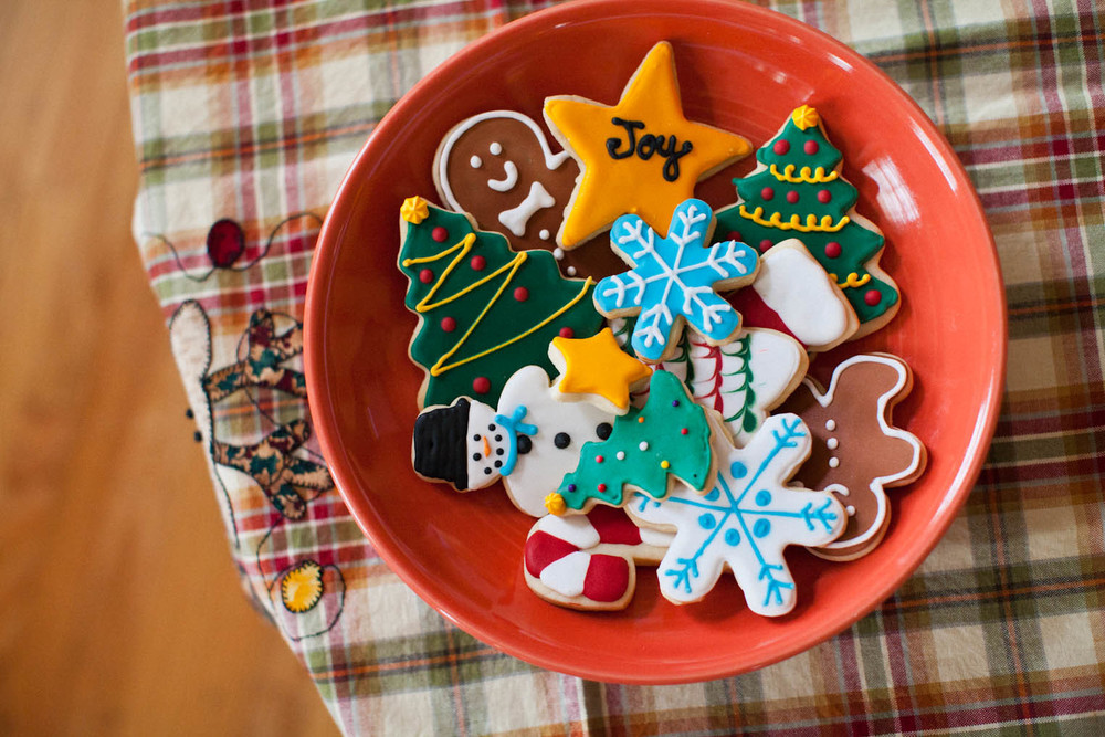 Basic Sugar Cookies by Denise Balik. Simply delicious. Photo by Amanda Danziger.