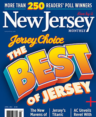 New Jersey Monthly# April 2012