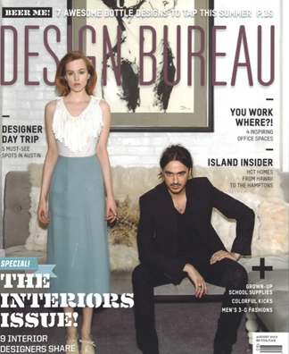 Design Bureau Magazine # August 2013