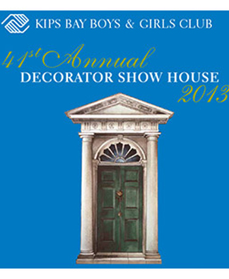 Designer Interview - 2013 Kips Bay Decorator Show House # August 2013