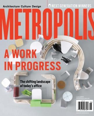 Metropolis Magazine#  June 2013