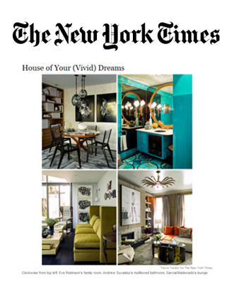 New York Times (In Photo)#  May 2013