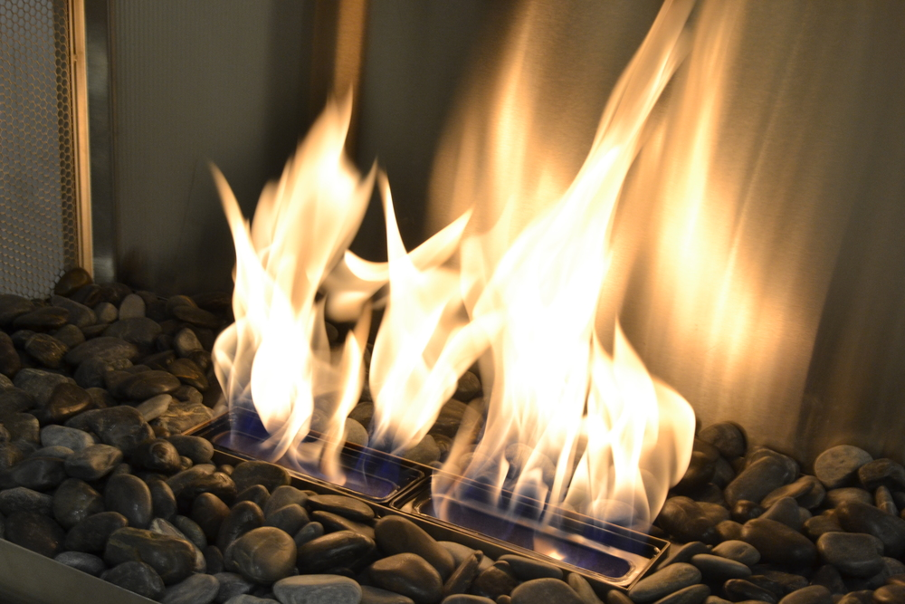 Gel Fuel Fireplace Insert Alcohol Burning Fireplace