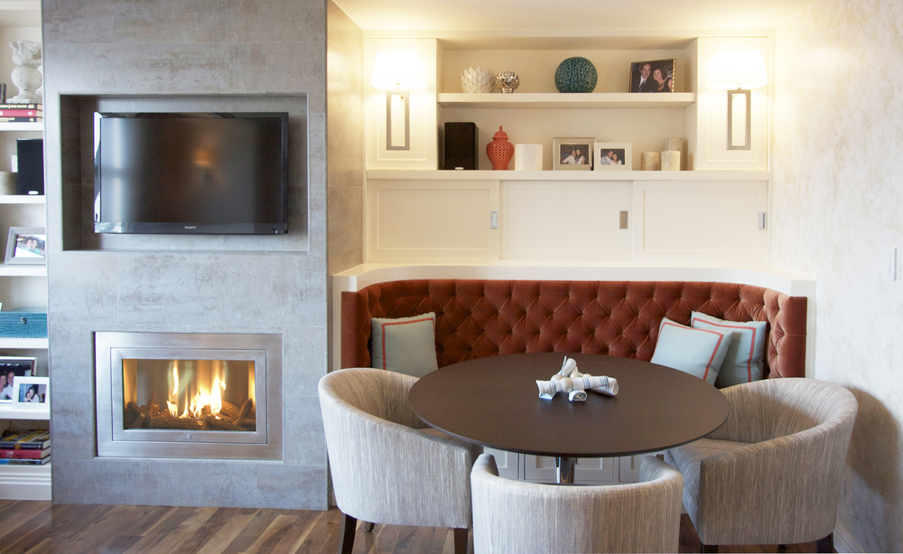 Apartment Fireplaces Home Fireplaces Residential By Hearthcabinet Hearthcabinet Ventless