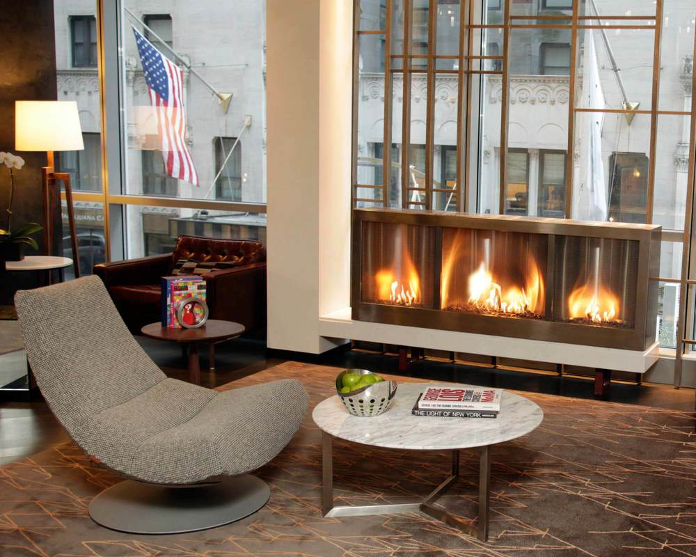 Superieur Contemporary Fireplace Design
