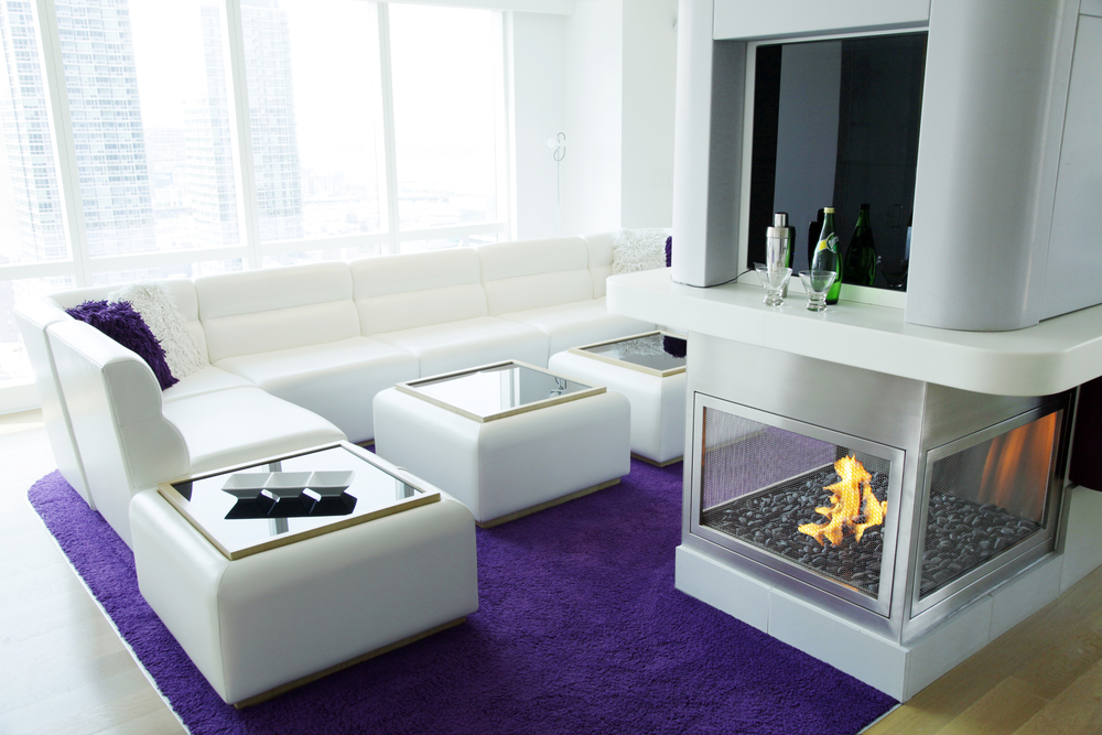 Hearthcabinet Modern Ventless Fireplaces And Modern
