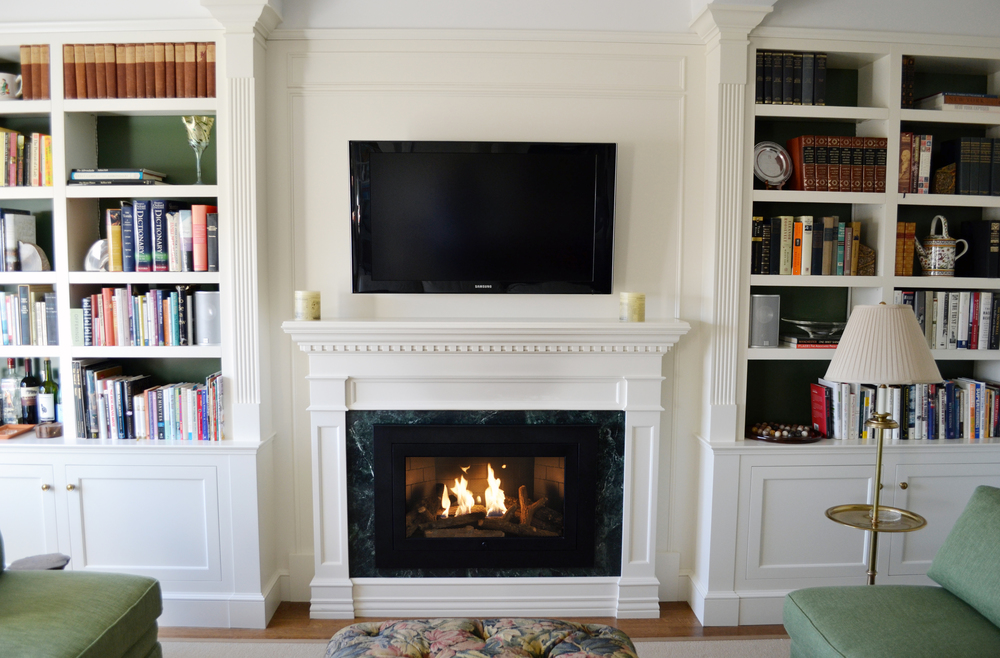 Linear Fireplace Designs | Ventless Linear Fireplaces by ...