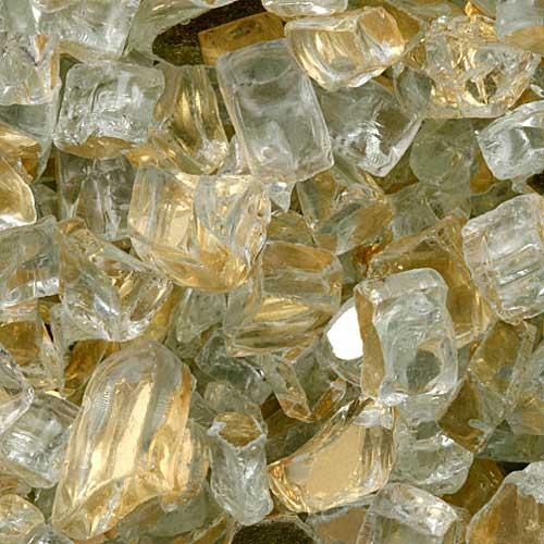 Gold Shimmer Chips