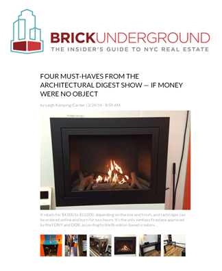 Brick Underground # March 2014