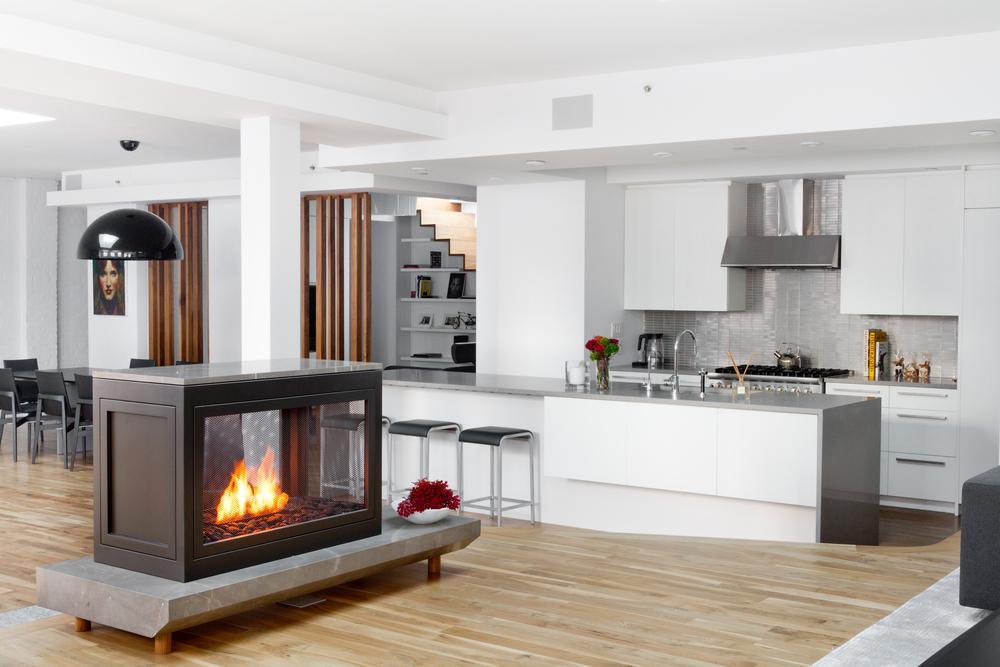 Modern Fireplace Designs Modern Freestanding Fireplaces