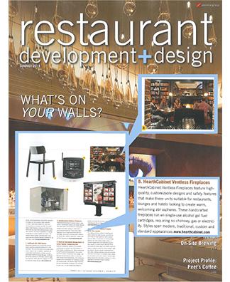 Restaurant Development + Design  #Summer  2014
