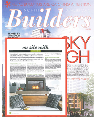 North American Builders <br> #Fall 2014
