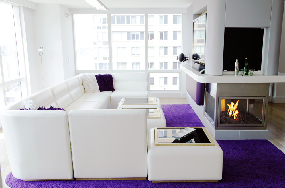 Sarah Check Hearth Cabinet: Ventless Fireplace Photos