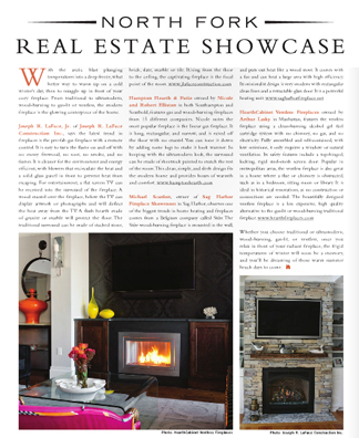 North Fork Real Estate Showcase <br> #February 2015