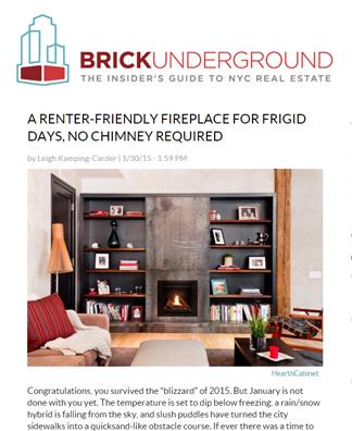 Brick Underground <br> #January 2015