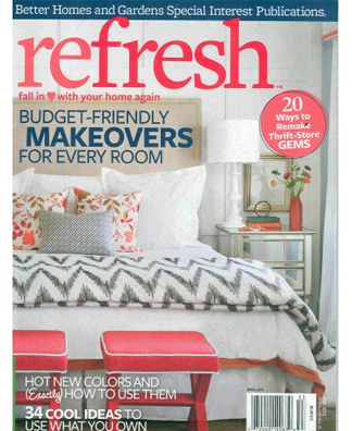 Better Homes & Gardens Refresh#Fall 2015