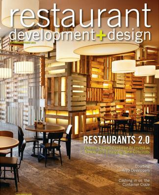 Restaurant Development <br> Design <br> #September/October 2015