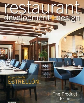 November/December 2015#Restaurant Design + Development