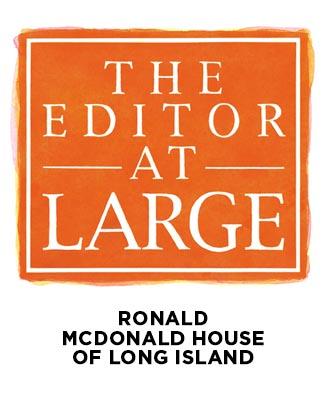 November 2015 <br> #Editor at Large